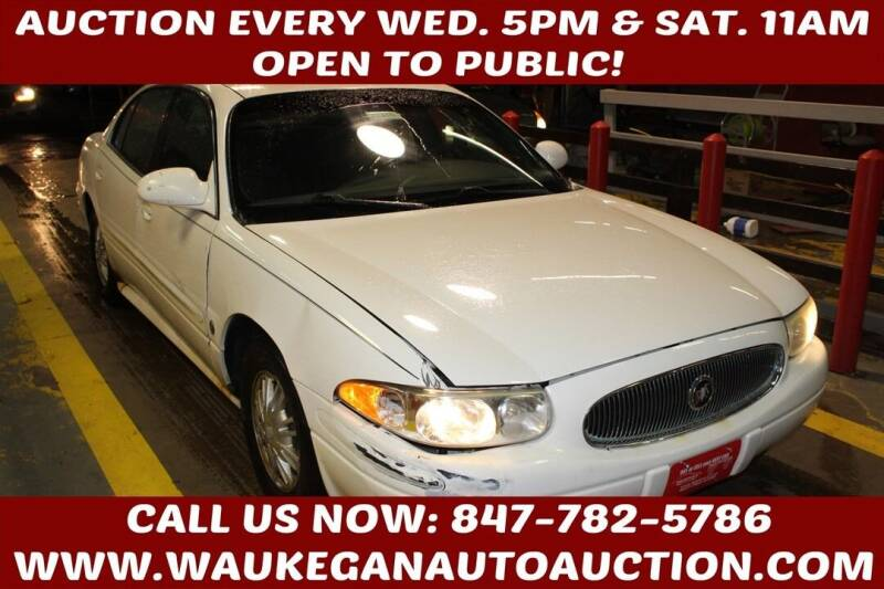 2004 Buick LeSabre for sale at Waukegan Auto Auction in Waukegan IL