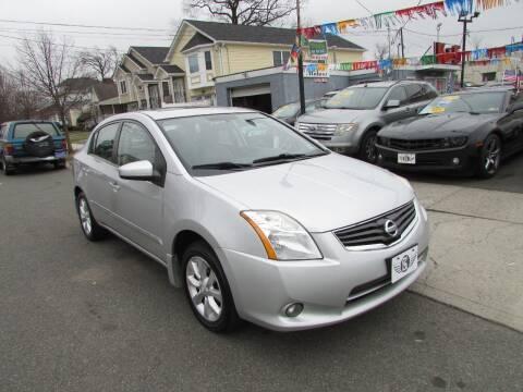 2012 Nissan Sentra for sale at K & S Motors Corp in Linden NJ