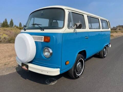 1976 Volkswagen Bus for sale at Parnell Autowerks in Bend OR