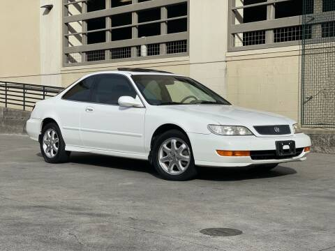 1998 Acura CL for sale at LANCASTER AUTO GROUP in Portland OR