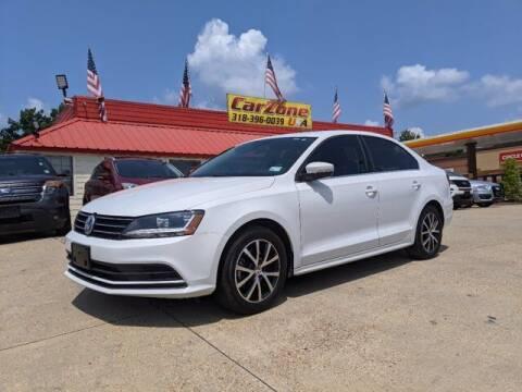 2017 Volkswagen Jetta for sale at CarZoneUSA in West Monroe LA