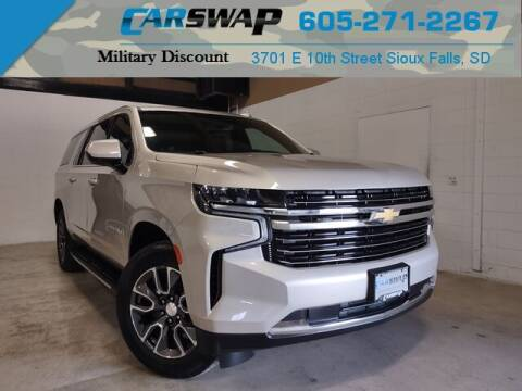 2021 Chevrolet Suburban for sale at CarSwap in Sioux Falls SD