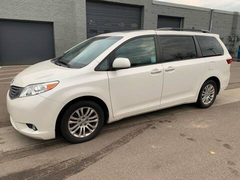 2017 Toyota Sienna for sale at The Car Buying Center in St Louis Park MN
