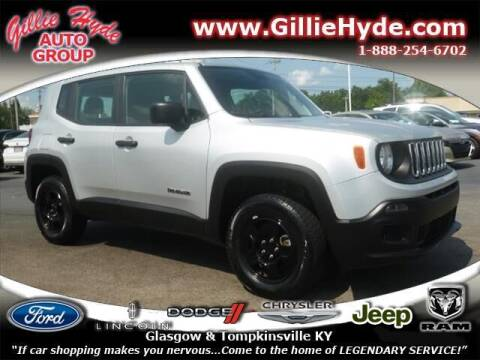 2018 Jeep Renegade for sale at Gillie Hyde Auto Group in Glasgow KY