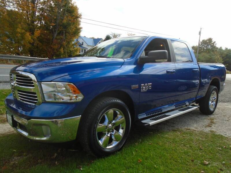 2019 RAM Ram Pickup 1500 Classic for sale at Wimett Trading Company in Leicester VT