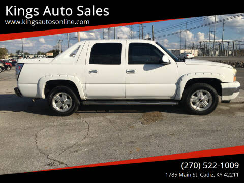2006 Chevrolet Avalanche for sale at Kings Auto Sales in Cadiz KY
