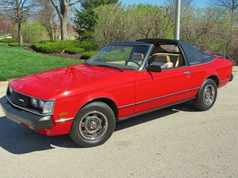 1980 Toyota Celica for sale at KC Classic Cars in Kansas City MO