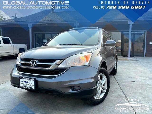 2011 Honda CR-V for sale at Global Automotive Imports of Denver in Denver CO