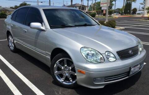 2004 Lexus GS 430 for sale at Beach Auto Group LLC in Midway City CA