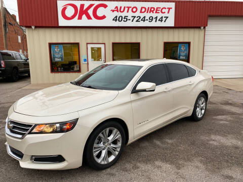 2014 Chevrolet Impala for sale at OKC Auto Direct in Oklahoma City OK