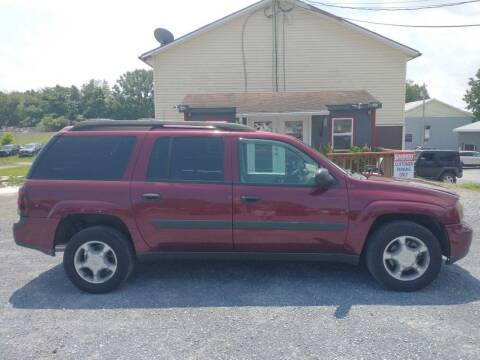 2005 Chevrolet TrailBlazer EXT for sale at PENWAY AUTOMOTIVE in Chambersburg PA