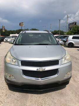 2010 Chevrolet Traverse for sale at Marvin Motors in Kissimmee FL