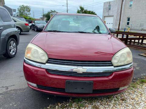 2004 Chevrolet Malibu for sale at Diamond Auto Sales in Pleasantville NJ