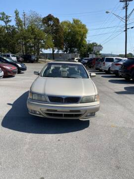 1998 Infiniti I30 for sale at Elite Motors in Knoxville TN
