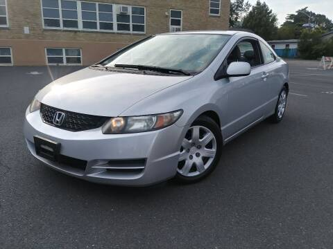 2011 Honda Civic for sale at Nerger's Auto Express in Bound Brook NJ