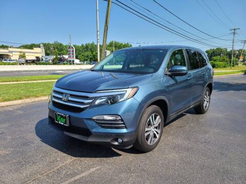 2018 Honda Pilot for sale at iCar Auto Sales in Howell NJ