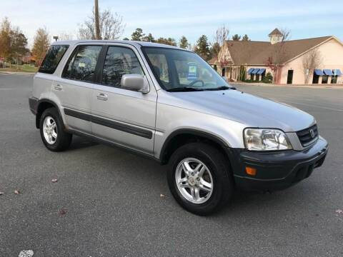 1998 Honda CR-V for sale at CVC AUTO SALES in Durham NC