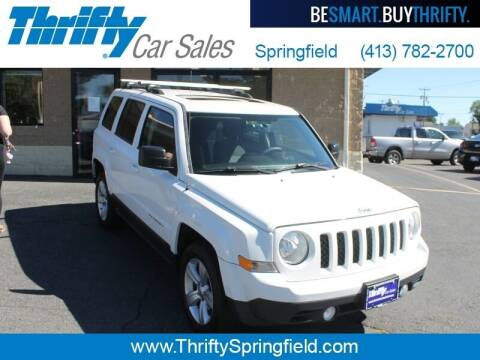2014 Jeep Patriot for sale at Thrifty Car Sales Springfield in Springfield MA