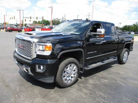 2017 GMC Sierra 2500HD for sale at Windsor Auto Sales in Loves Park IL