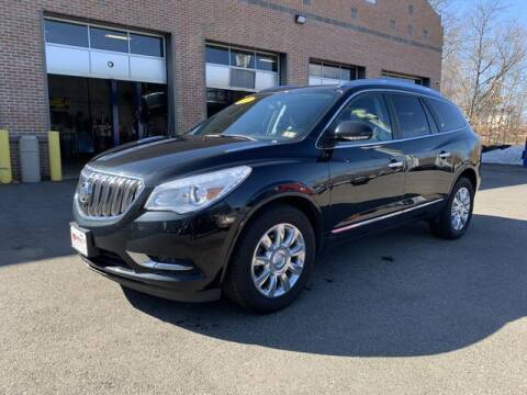2013 Buick Enclave for sale at Matrix Autoworks in Nashua NH