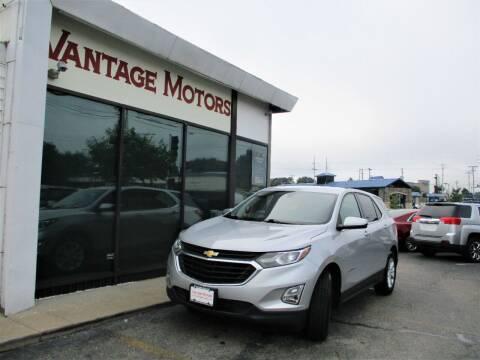 2018 Chevrolet Equinox for sale at Vantage Motors LLC in Raytown MO