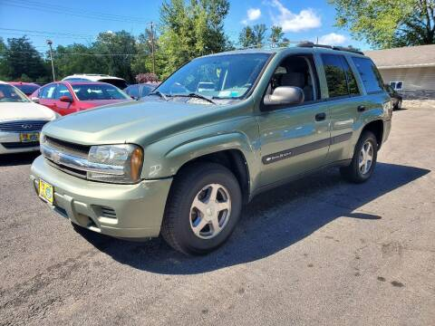 2004 Chevrolet TrailBlazer for sale at AFFORDABLE IMPORTS in New Hampton NY
