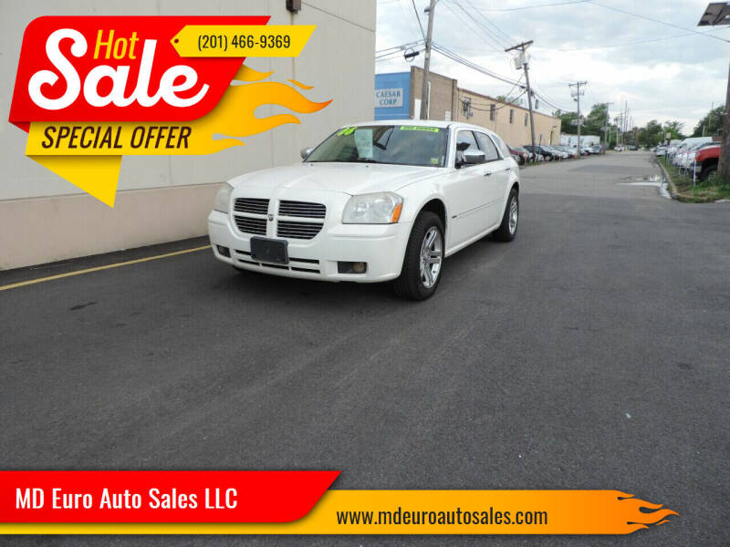 2006 Dodge Magnum for sale at MD Euro Auto Sales LLC in Hasbrouck Heights NJ