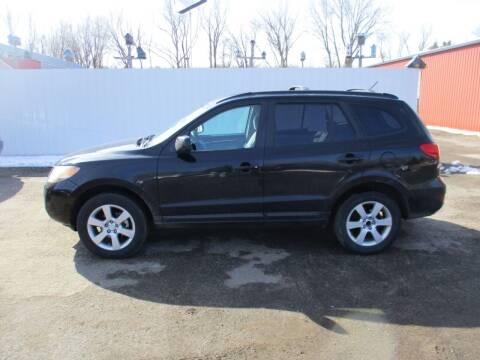 2007 Hyundai Santa Fe for sale at Chaddock Auto Sales in Rochester MN
