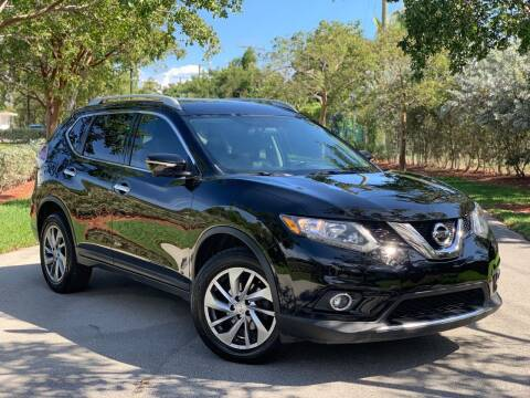 2014 Nissan Rogue for sale at Citywide Auto Group LLC in Pompano Beach FL