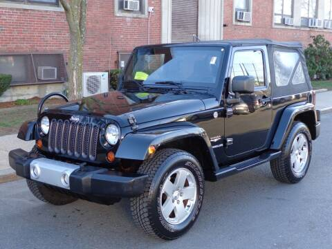 2011 Jeep Wrangler for sale at Broadway Auto Sales in Somerville MA