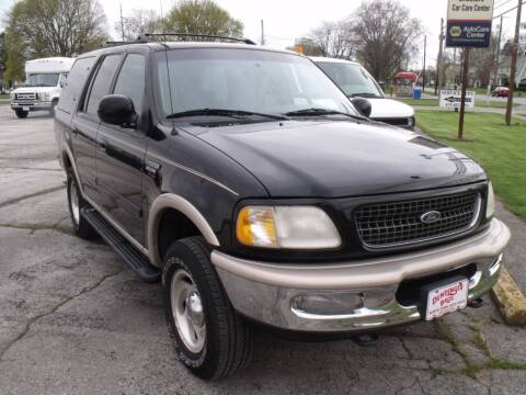 1998 Ford Expedition for sale at Dendinger Bros Auto Sales & Service in Bellevue OH