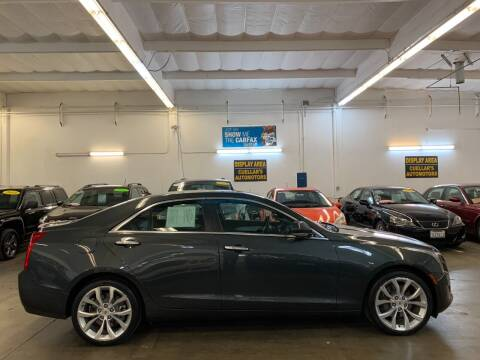 2014 Cadillac ATS for sale at Cuellars Automotive in Sacramento CA