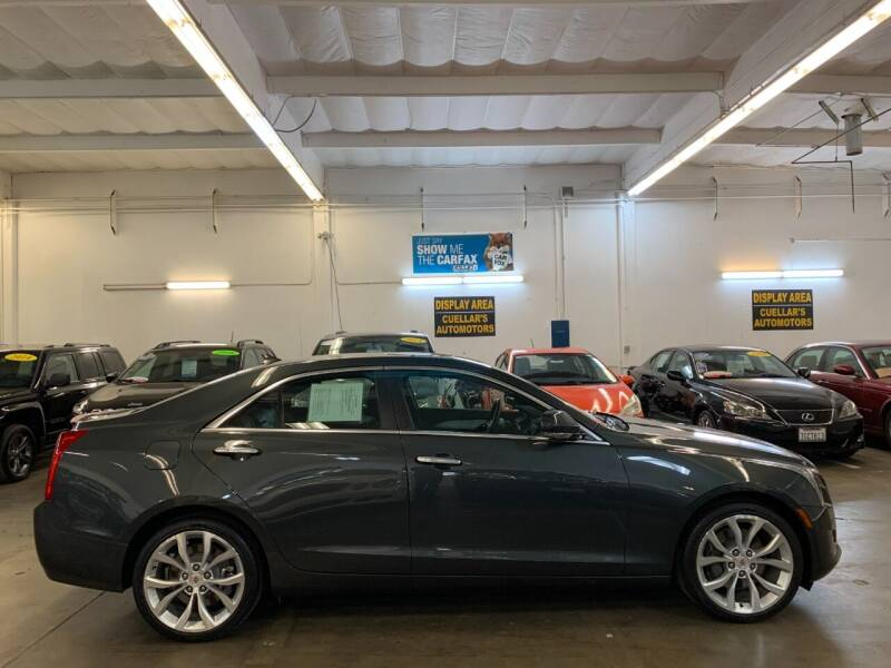 2014 Cadillac ATS for sale at Cuellars Automotive in Sacramento CA