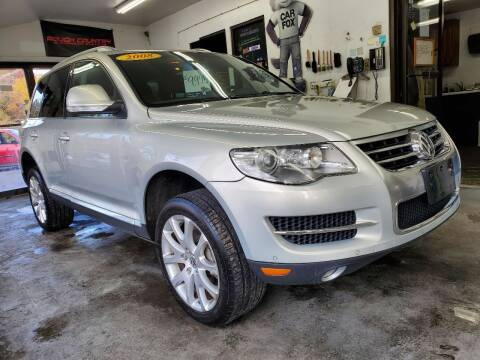 2008 Volkswagen Touareg 2 for sale at Oxford Auto Sales in North Oxford MA