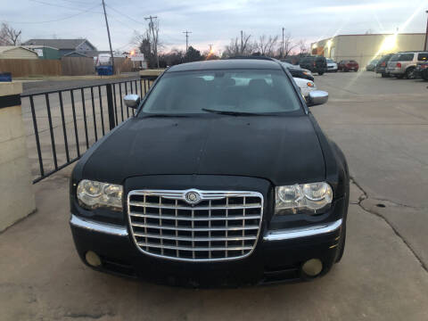 2007 Chrysler 300 for sale at MB Auto Sales in Oklahoma City OK