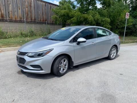 2017 Chevrolet Cruze for sale at Posen Motors in Posen IL