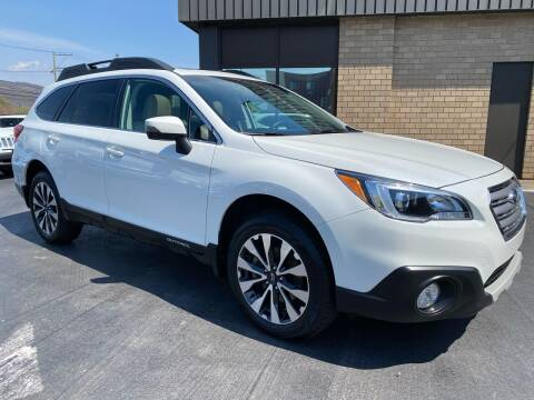 2017 Subaru Outback for sale at C Pizzano Auto Sales in Wyoming PA