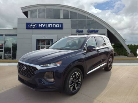 2020 Hyundai Santa Fe for sale at Ron Carter  Clear Lake Used Cars in Houston TX