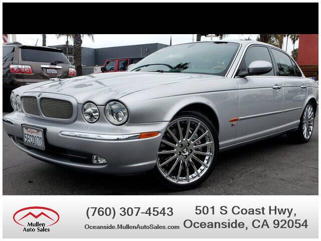 2004 Jaguar XJR for sale in Brea, CA