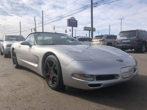 2004 Chevrolet Corvette for sale at Instant Auto Sales in Chillicothe OH