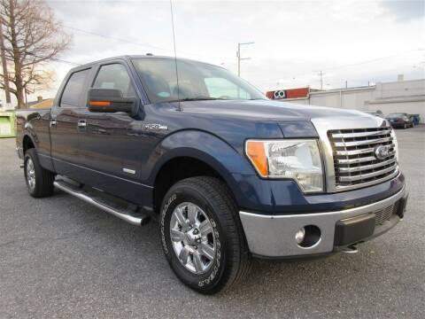 2011 Ford F-150 for sale at Cam Automotive LLC in Lancaster PA