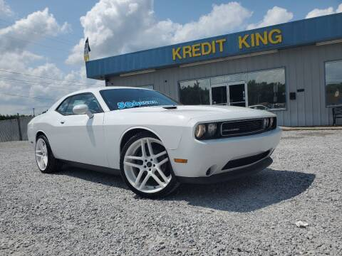 2014 Dodge Challenger for sale at Kredit King Autos in Montgomery AL
