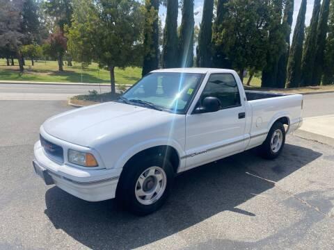 1996 GMC Sonoma for sale at Car Tech USA in Whittier CA