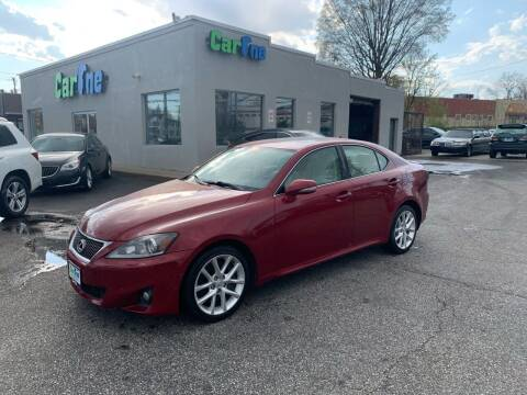 2012 Lexus IS 350 for sale at Car One in Essex MD