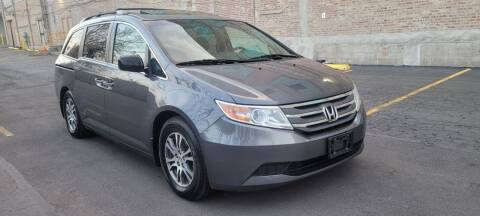 2012 Honda Odyssey for sale at U.S. Auto Group in Chicago IL