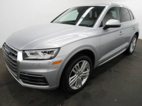 2018 Audi Q5 for sale at Automotive Connection in Fairfield OH