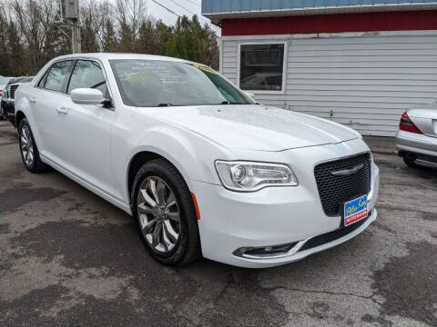2015 Chrysler 300 for sale at Peter Kay Auto Sales in Alden NY