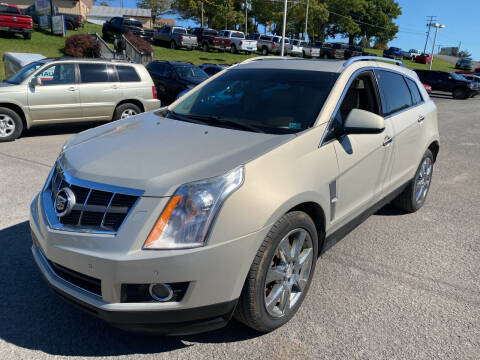 2011 Cadillac SRX for sale at Ball Pre-owned Auto in Terra Alta WV