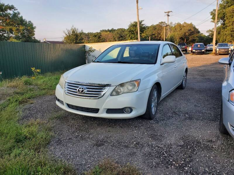 2009 Toyota Avalon for sale at ASAP AUTO SALES in Muskegon MI