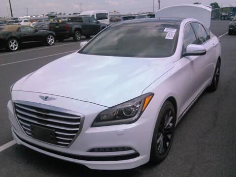 2016 Hyundai Genesis for sale at SILVER ARROW AUTO SALES CORPORATION in Newark NJ